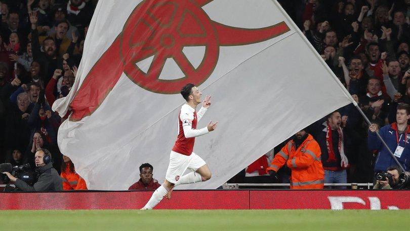 SON DAKİKA HABERLERİ: Ali Koç'tan Mesut Özil açıklaması!