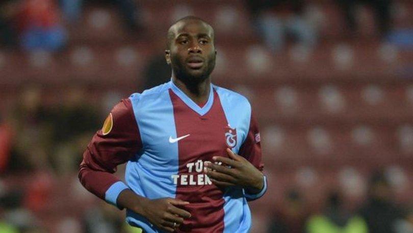 Trabzonspor'un eski futbolcusu Sol Bamba lenf kanserine yakalandı