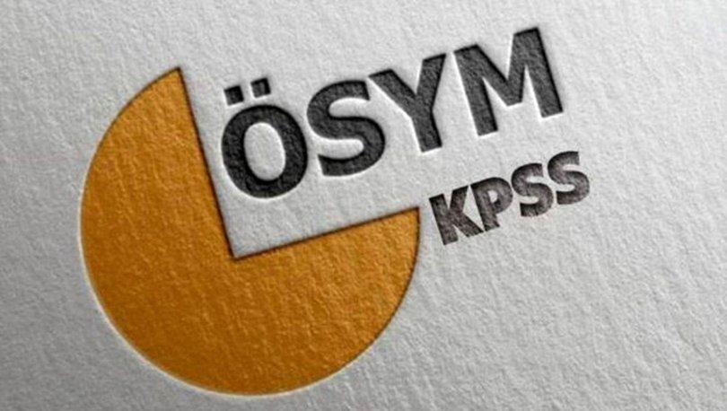 KPSS ortaöğretim tercih sonuçları açıklandı mı? ÖSYM KPSS Ortaöğretim tercih sonuçları ne zaman açıklanır?