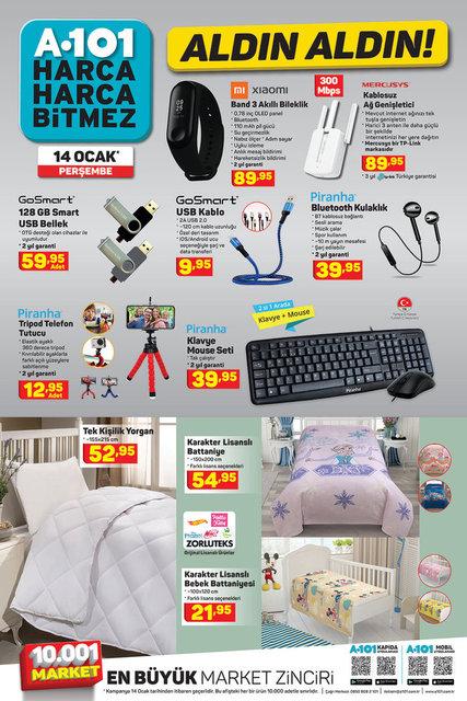 A101 BİM aktüel ürünler kataloğu! 13-14 Ocak A101 BİM aktüel ürünler kataloğu! İşte tam liste yayında