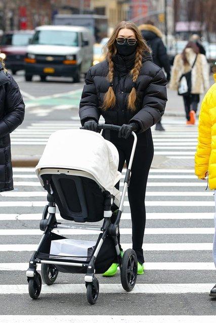 Gigi Hadid doğum kilolarını verdi - Magazin haberleri