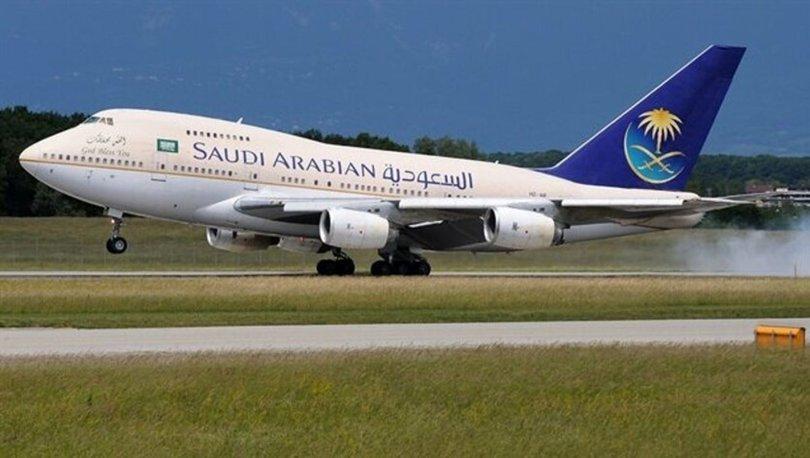 Körfez'de uzlaşının ardından ilk Suudi Arabistan uçağı Katar'a ulaştı
