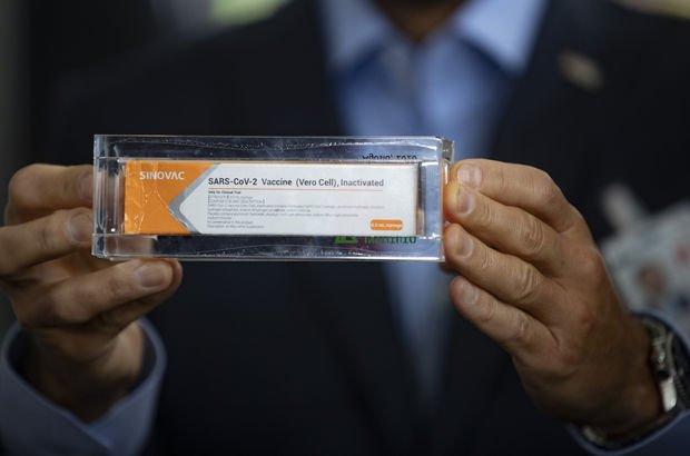 Reuters aktardı! Brezilya'daki Çin aşısının etkinlik oranı...