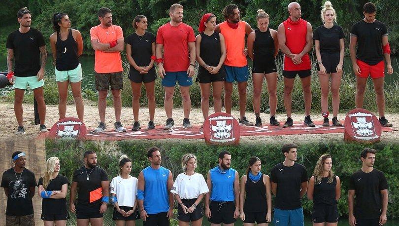 Survivor'da 2. eleme adayı kim oldu? 11 Ocak Survivor dokunulmazlık oyununu kim kazandı?