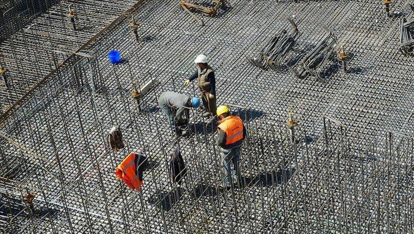 Kasım ayı inşaat maliyet endeksi açıklandı