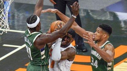 Bucks, deplasmanda Magic'i yendi