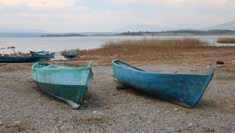 Beyşehir Gölü de çekiliyor!