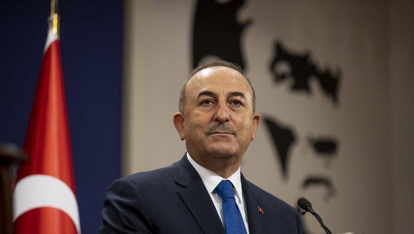 SON DAKİKA: Dışişleri Bakanı Mevlüt Çavuşoğlu'ndan AB açıklaması!