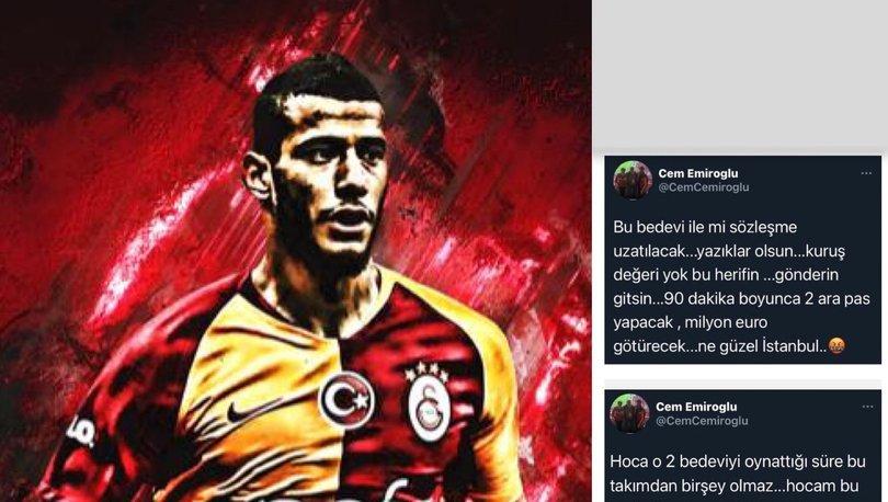 Galatasaray Kulübü Disiplin Kurulu Yedek Üyesi Cem Emiroğlu istifa etti