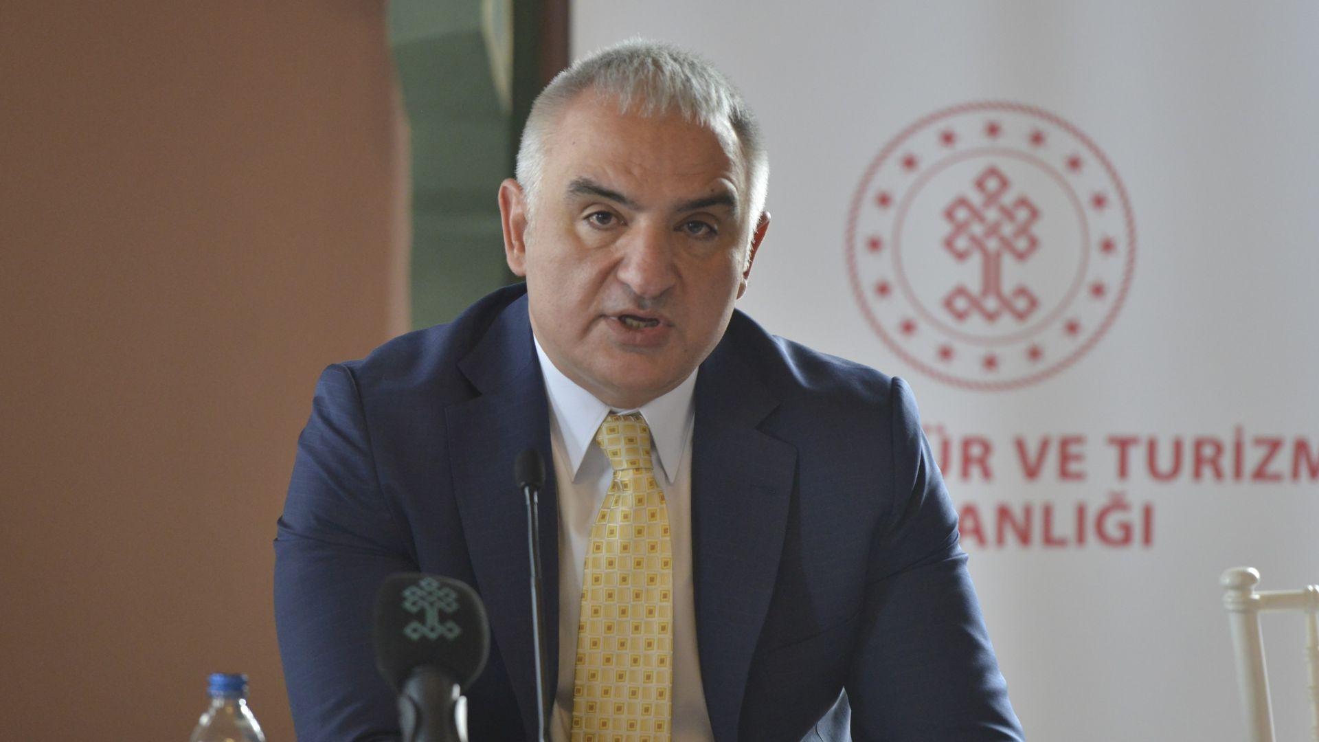 Kültür ve Turizm Bakanı Mehmet Nuri Ersoy: Yenilerine hazır olalım