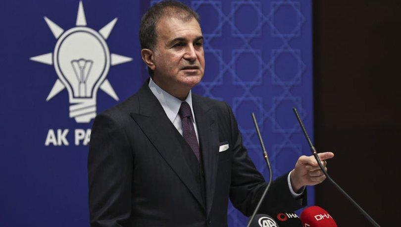 AK Partili Çelik'ten Kılıçdaroğlu'na: Kendini yok hükmüne sokmuştur