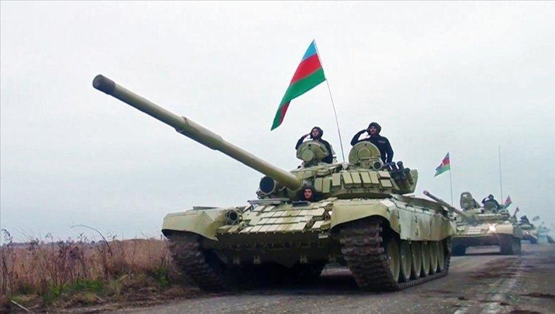 SON DAKİKA: Azerbaycan ordusu, Dağlık Karabağ'daki savaşta 2 bin 841 şehit verdi - Haberler