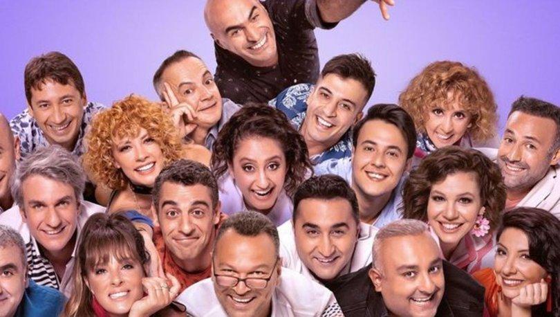 Güldür Güldür Show oyuncuları kim? İşte Güldür Güldür oyuncuları tam kadro!