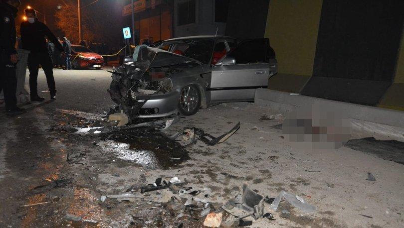 Son dakika: Diyarbakır'da feci kaza: 1 ölü, 5 yaralı! - Haberler