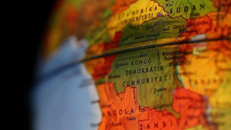Kongo Demokratik Cumhuriyeti'ndeki Tshopo Nehri'nde gemin battı: 25 kişi hayatını kaybetti.