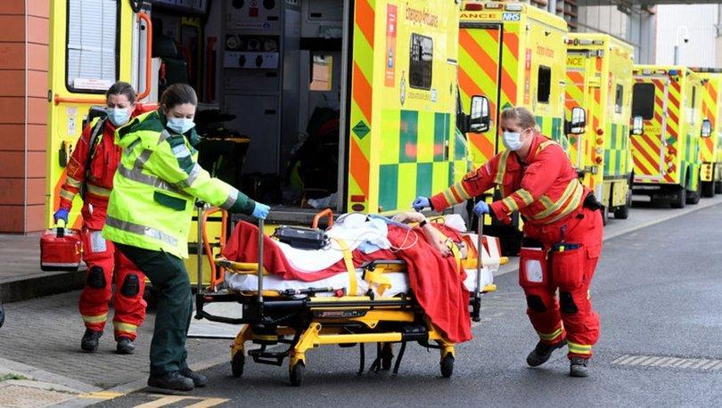 Son 24 saatte 1243 kişi öldü: İngiltere'de İkinci Dünya Savaşı'ndan bu yana en yüksek can kaybına ulaşıldı