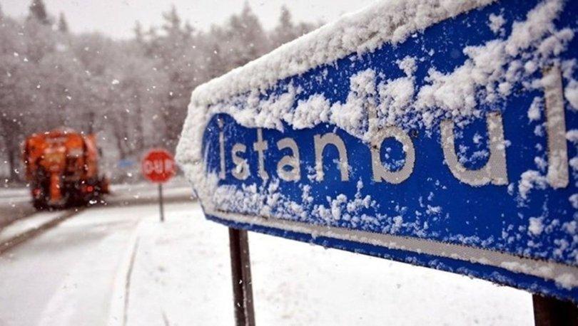 İstanbul'a kar ne zaman yağacak? Meteoroloji tarih verdi!