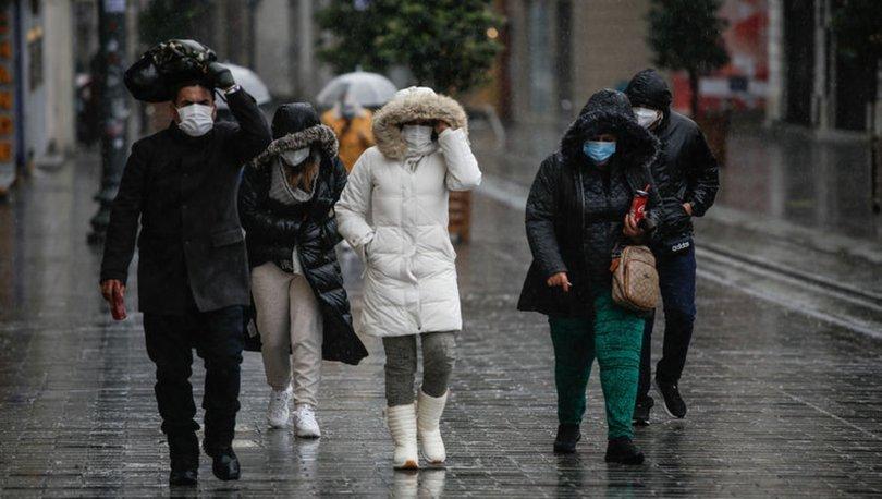 Kar ne zaman yağacak? Son dakika: Meteoroloji tarih verdi - Hava durumu