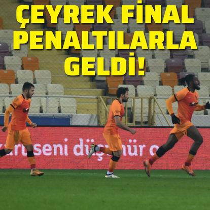 Yeni Malatya Galatasaray MAÇ ÖZETİ VE PENALTILAR SONUCU! Yeni Malatyaspor GS MAÇI ÖZETİ
