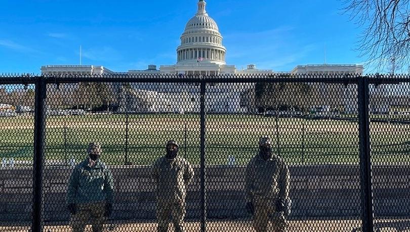 ABD'nin başkenti Washington DC'de 24 Ocak'a kadar