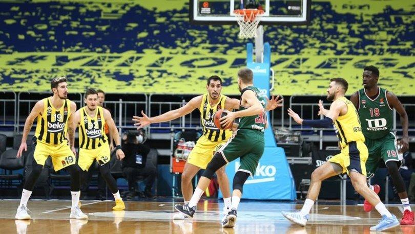 Fenerbahçe Beko: 96 - TD Systems Baskonia: 76 | MAÇ SONUCU