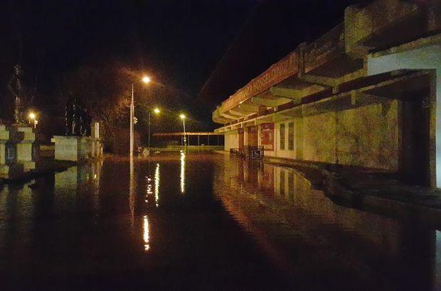 Tunca Nehri'nde 'kırmızı alarm' uyarısı