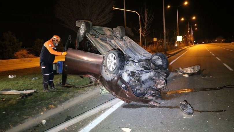 Afyonkarahisar'da trafik kazası: 3 yaralı