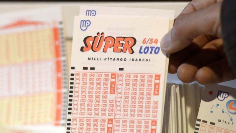 12 Ocak Süper Loto sonuçları 2021 - Milli Piyango Süper Loto çekilişi sonuç sorgula