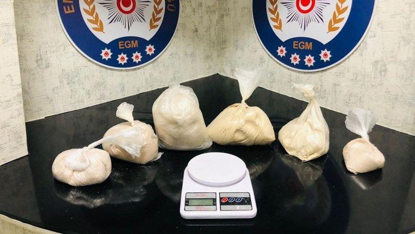 Ankara'da 2 ayrı operasyonda 20 kilo uyuşturucu ele geçirildi