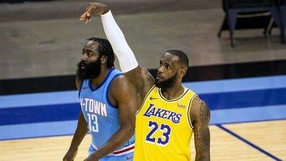 Lakers üst üste 3. galibiyetini aldı