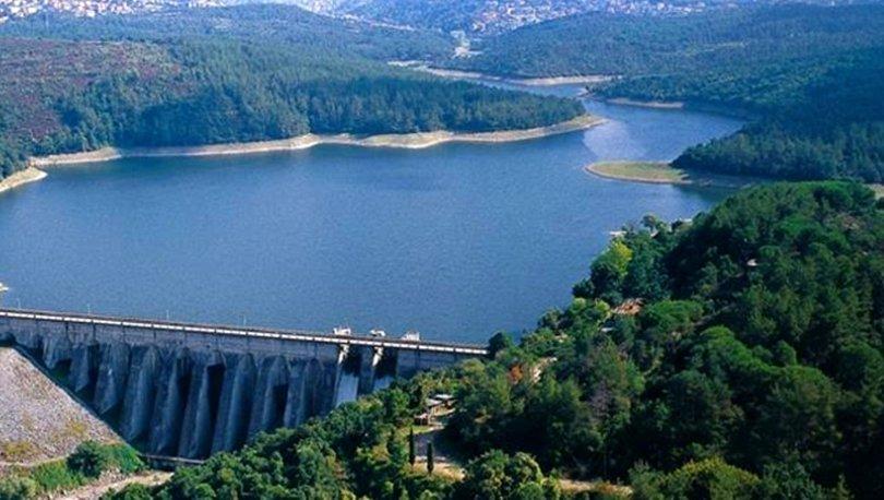 Baraj doluluk oranı son durum nedir? 2021 İstanbul baraj doluluk oranları
