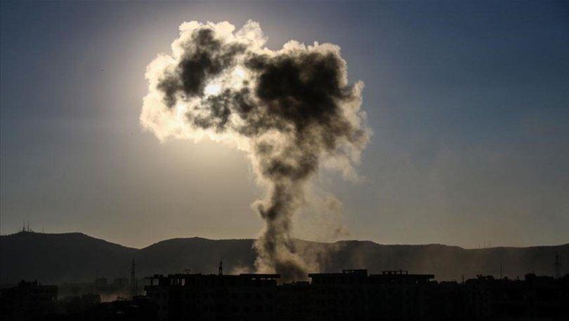 İsrail'den Deyrizor'daki rejim hedeflerine hava saldırısı!