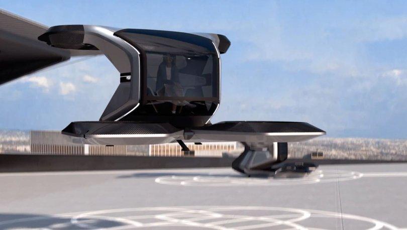 ABD'li üretici uçan otomobil tanıttı - haberler