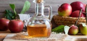 Doğal Elma sirkesi yapımı: Elma sirkesi nasıl yapılır?