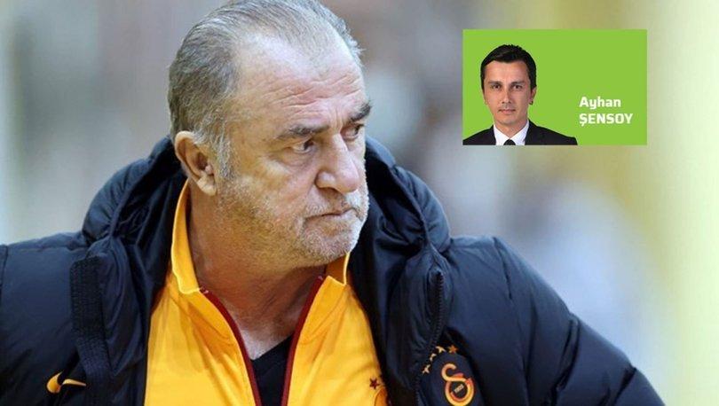 Galatasaray'da neler oluyor? Yönetim ile Terim arasındaki güven problemi - Spor HABERLERİ