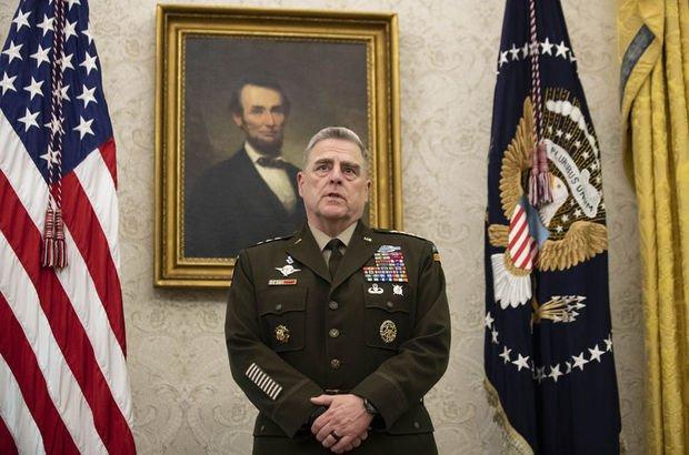 ABD'li kuvvet komutanlarından 20 Ocak bildirisi!