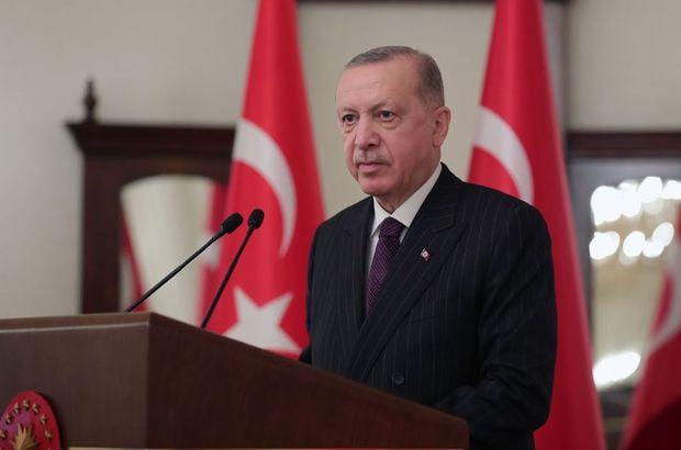 Cumhurbaşkanı Erdoğan'dan su tasarrufu mesajı