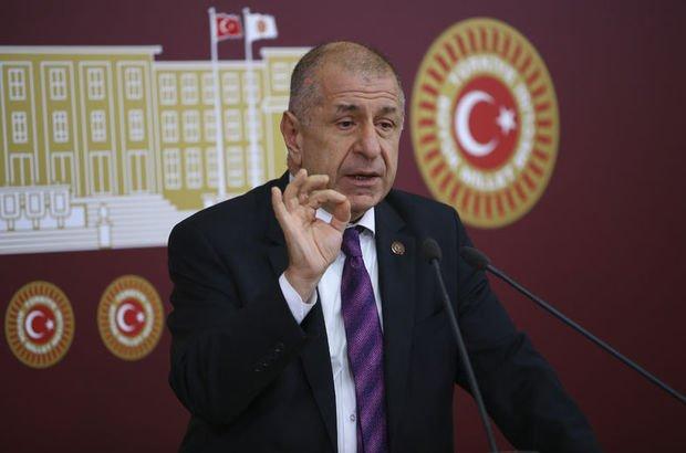 Ümit Özdağ'ın ihracına iptal! Özdağ'dan ilk açıklama