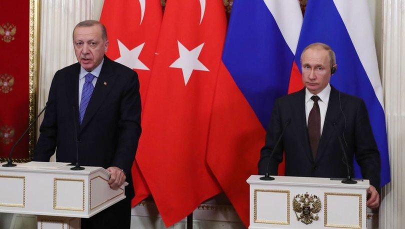 Putin'den Cumhurbaşkanı Erdoğan'a Karabağ telefonu!