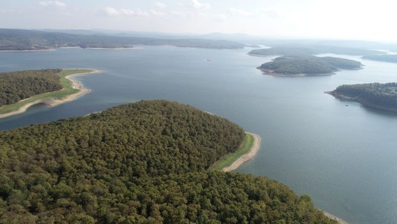 BARAJ DOLULUK! Son dakika: Barajlardaki doluluk oranı artıyor! İstanbul barajları