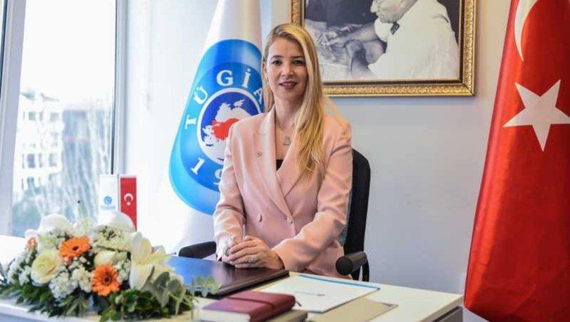 TÜGİAD'ın ilk kadın başkanı Nilüfer Çevikel oldu
