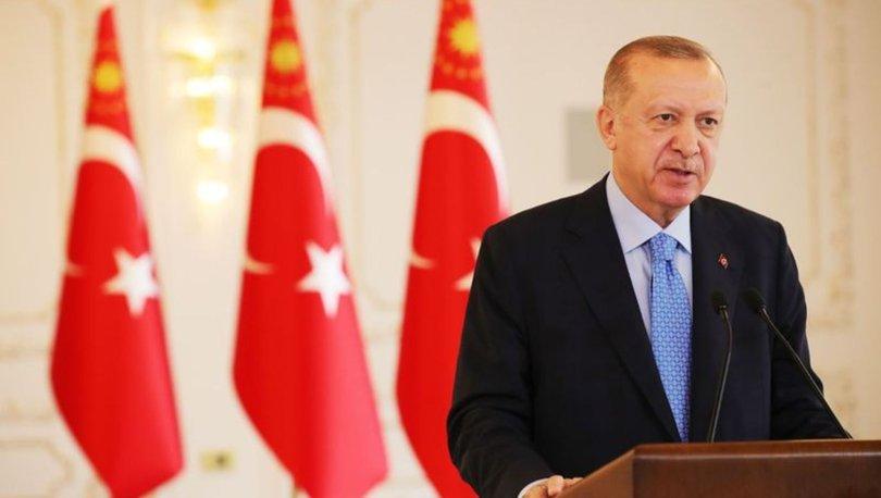 Son dakika haberleri! Cumhurbaşkanı Erdoğan kongrelerine seslendi: