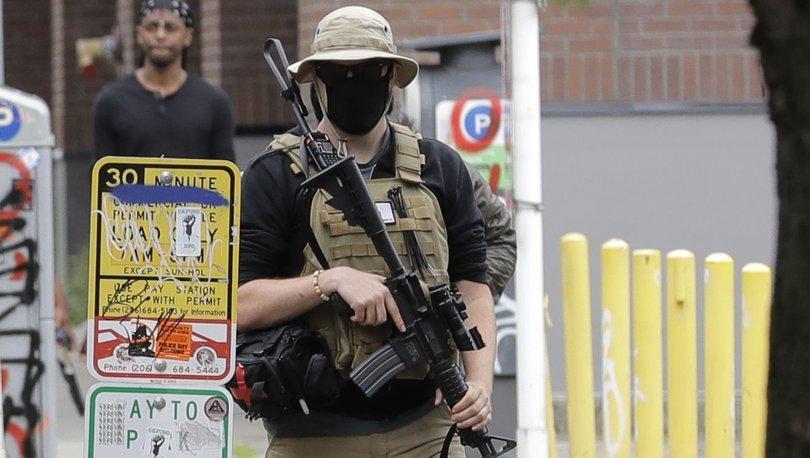ABD'de silahlı isyana hazırlık! Son dakika ABD haberleri