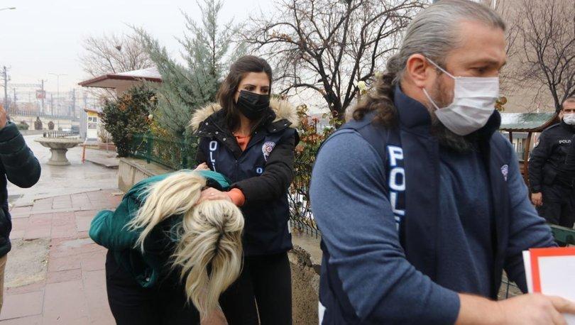 Son dakika: Skandal görüntüdeki kadın adli kontrolle serbest - Haberler