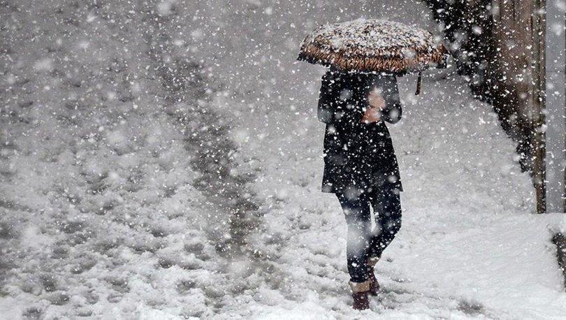 Balkanlardan kar yağışı geliyor! Meteoroloj'den son dakika hava durumu açıklaması | Kar haberleri