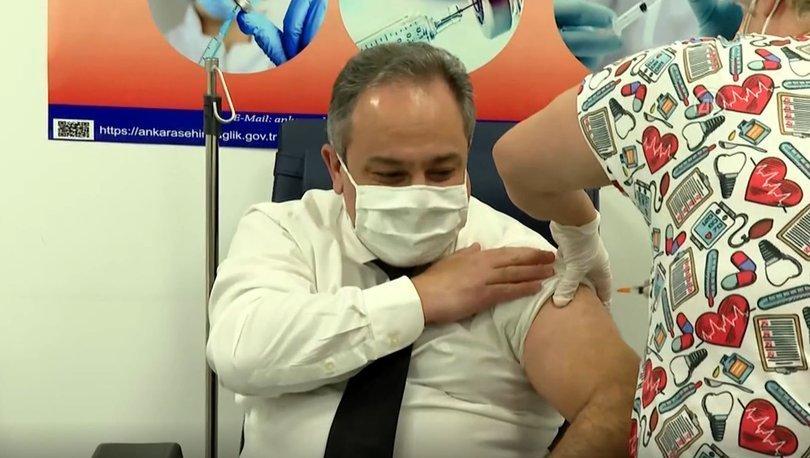 AŞI SON DAKİKA! Koronavirüs Bilim Kurulu üyeleri CoronaVac aşısı oldu! - Haberler