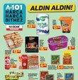 14 Ocak A101 aktüel ürünler kataloğu satışa sunuldu. Bu hafta A101 indirimli ürünler listesinde neler var? A101