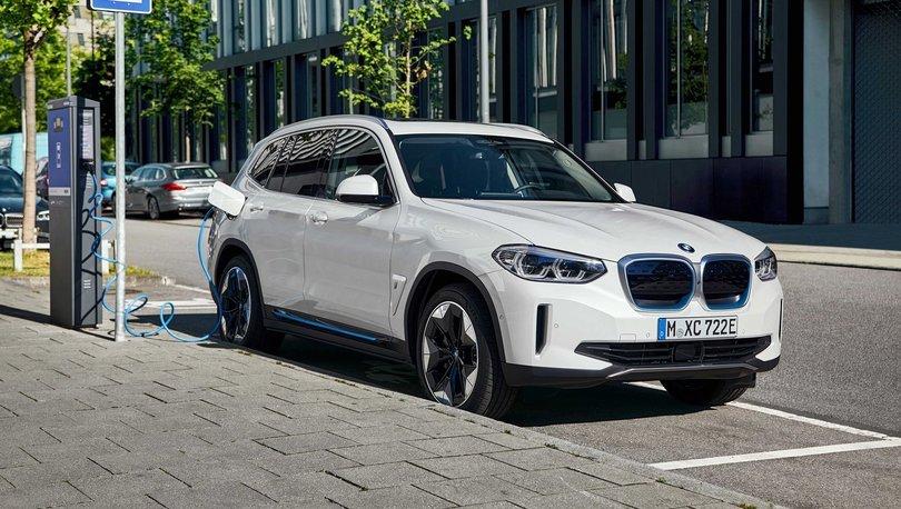 BMW iX3'ün fiyatı açıklandı - otomobil haberleri