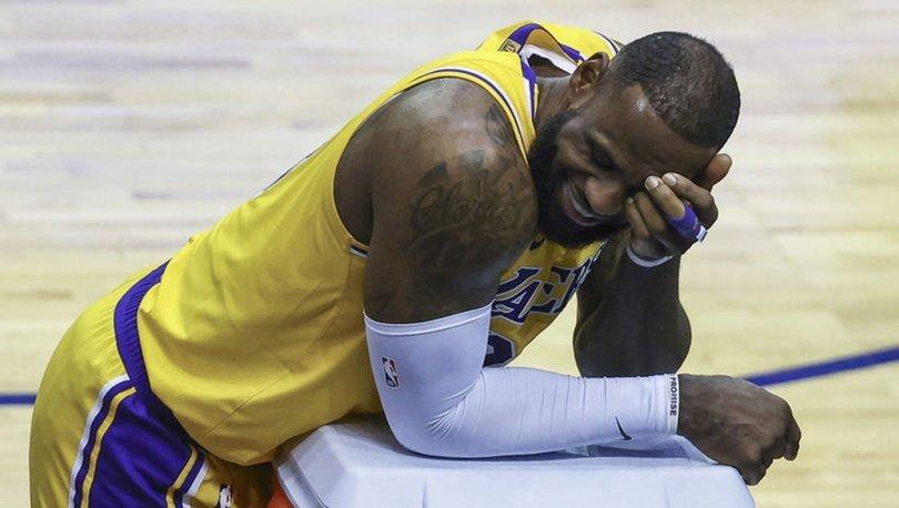 NBA'de Lakers ve Bucks kazanmaya devam etti