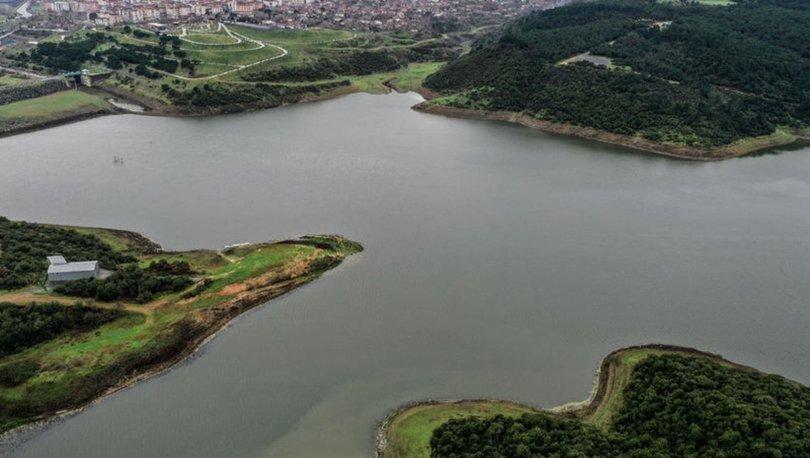 DOLUYOR| Son dakika: İstanbul'da baraj doluluk seviyesi yüzde 27